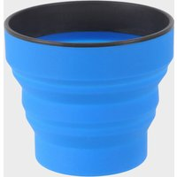 Lifeventure Ellipse Flexi Mug, Blue