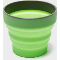 Lifeventure Ellipse Flexi Mug, Green