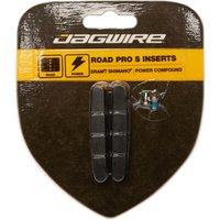 Jagwire Road Pro Brake Pad Inserts - Black, Black