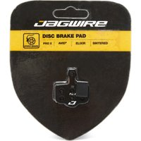 Jagwire Avid Mountain Pro Extreme Brake Pad - Red, Red