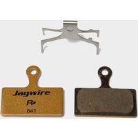 Jagwire Shimano Mountain Pro Brake Pads - Black/Blk, Black/BLK