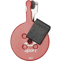 Jagwire Avid BB5 Disc Brake Pads, Red