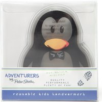 Peter Storm Kids Reusable Handwarmers Penguin, Black