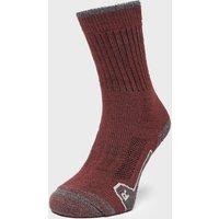 Brasher Women's Walker Socks, Red