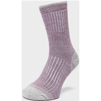 Brasher Womens Trekker Socks  Purple