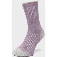 Brasher Women's Trekker Socks, Purple