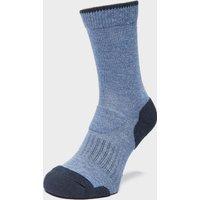 Brasher Womens Light Hiker Socks  Blue