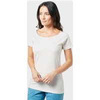 The North Face Women's Raglan T-Shirt - White, White