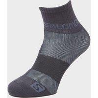 Salomon Socks Evasion 2-Pack Socks, Grey