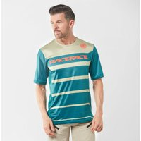 Raceface Men's Indy Short Sleeve Jersey, Green