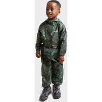 Peter Storm Kids Dino Waterproof Suit - Green, Green