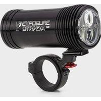 Exposure Lights Strada SB Daybright Front Light, Black