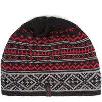 Capo Mens Nordic Style Beanie Hat, Black