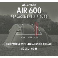 Eurohike Air 600 Replacement 628F Air Tube, PVC/PVC