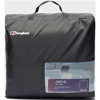 Berghaus Berghaus Air 6 Tent Carpet, Grey