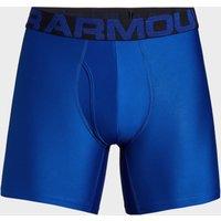 Under Armour Men's UA Tech 6-Inch BoxerJock 2-Pack