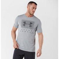 Under Armour Men's Branded Big Logo T-Shirt, Grey