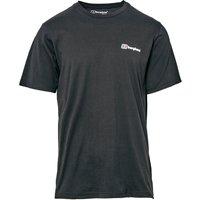 Berghaus Mens Logo T-shirt  Black