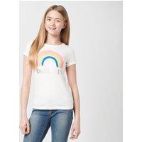 Joules Juniors' Pixie T-Shirt, Cream