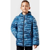 Joules Juniors' Cairn Packable Jacket, Navy