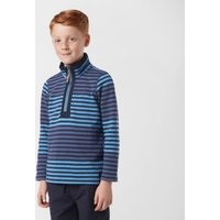 Joules Juniors' Dale Half-Zip Sweatshirt, Blue