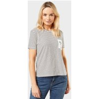 Roxy Women's Be My Love T-Shirt, GRY/GRY