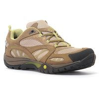 Merrell Womens Azura Low Waterproof Hiking Shoe, Brown