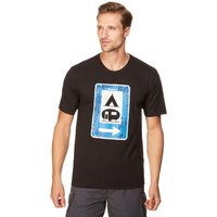 Peter Storm Mens Sign Tee, Navy