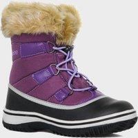 Alpine Girls Snow Boot, Purple
