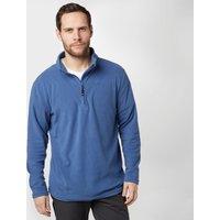 Peter Storm Men's Ullswater Half-Zip Fleece, Blue