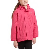 Regatta Girls Westburn Waterproof Jacket, Pink