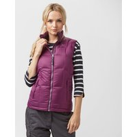 Dare 2B Womens Fulfilled Down Gilet, Purple