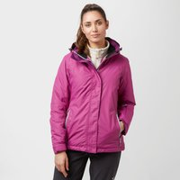 Dare 2B Women's Fluctuate Waterproof Jacket, Purple