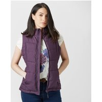 Peter Storm Womens Stella Gilet, Purple