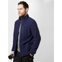 Peter Storm Men's Ambleside Full Zip Fleece, Navy