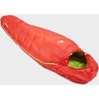 Eurohike Adventurer 200 Sleeping Bag, Red