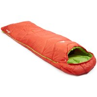 Eurohike Adventurer 200 Comfort Sleeping Bag, Red