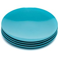 Eurohike Bamboo Plates (4 Pack), Assorted