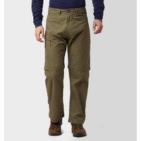 Peter Storm Mens Ramble Convertible Trousers (Short), Khaki