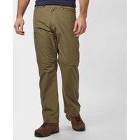 Peter Storm Mens Ramble Convertible Trousers (Regular), Khaki