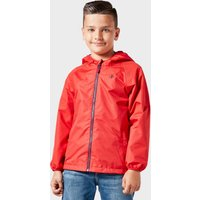 Lighthouse Kids' Sebastian Waterproof Jacket, Red