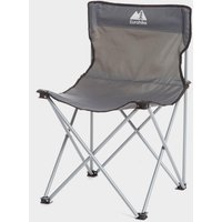 Eurohike Lowland Folding Chair, Grey