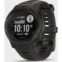 Garmin Instinct GPS Watch, Grey/DGY