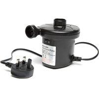 Eurohike 240V Fusion Pump - Black, Black