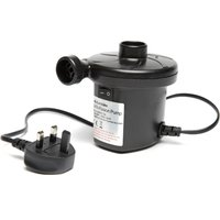 Eurohike 240V Fusion Pump, Black