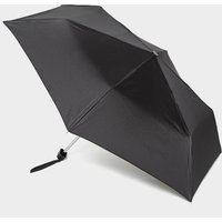 Fulton Mini-Flat 1 Umbrella, Black/BLK