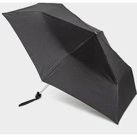 Fulton Mini-Flat 1 Umbrella - Black/Blk, Black/BLK