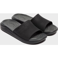 Crocs Men's Literide Slides, Black