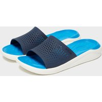 Crocs Men's Literide Slides, Navy