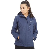 Columbia Womens Pouring Adventure Omni-Tech Jacket, Navy